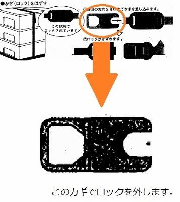 カギ付ベルトのカギの解説 (357x400)