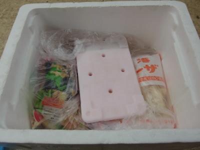 生協の冷凍用蓄冷剤