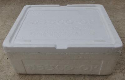 生協の保冷箱(小)