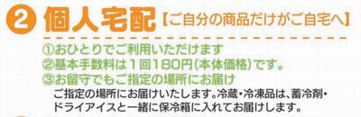 コープふくしま 手数料(
