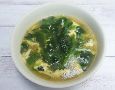 パルシステム おためし 簡単献立 ふんわり卵の鶏スープ